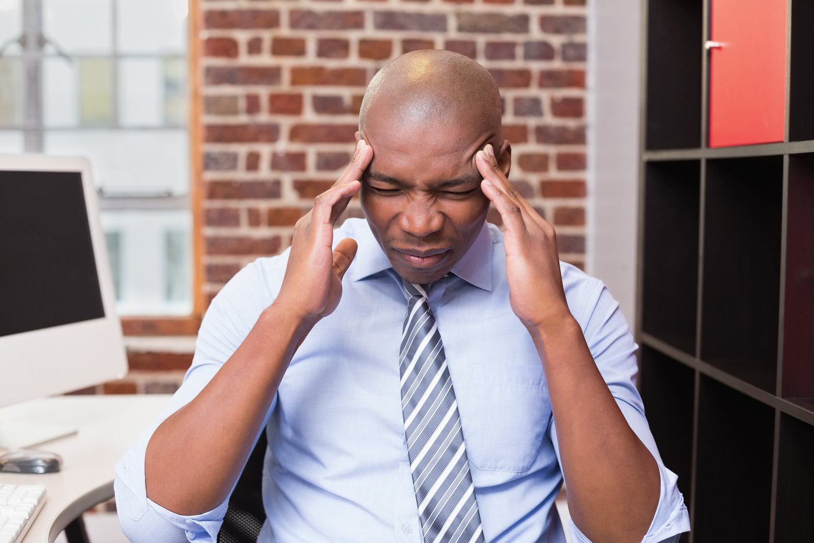 Severe Headache Emergency Room Treatment Fast Headache