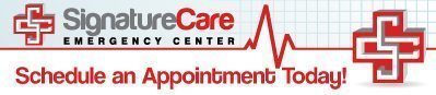 schedule an emergency room appointment