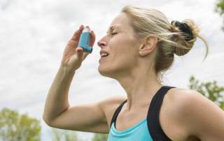 Humidity Can Affect Asthma