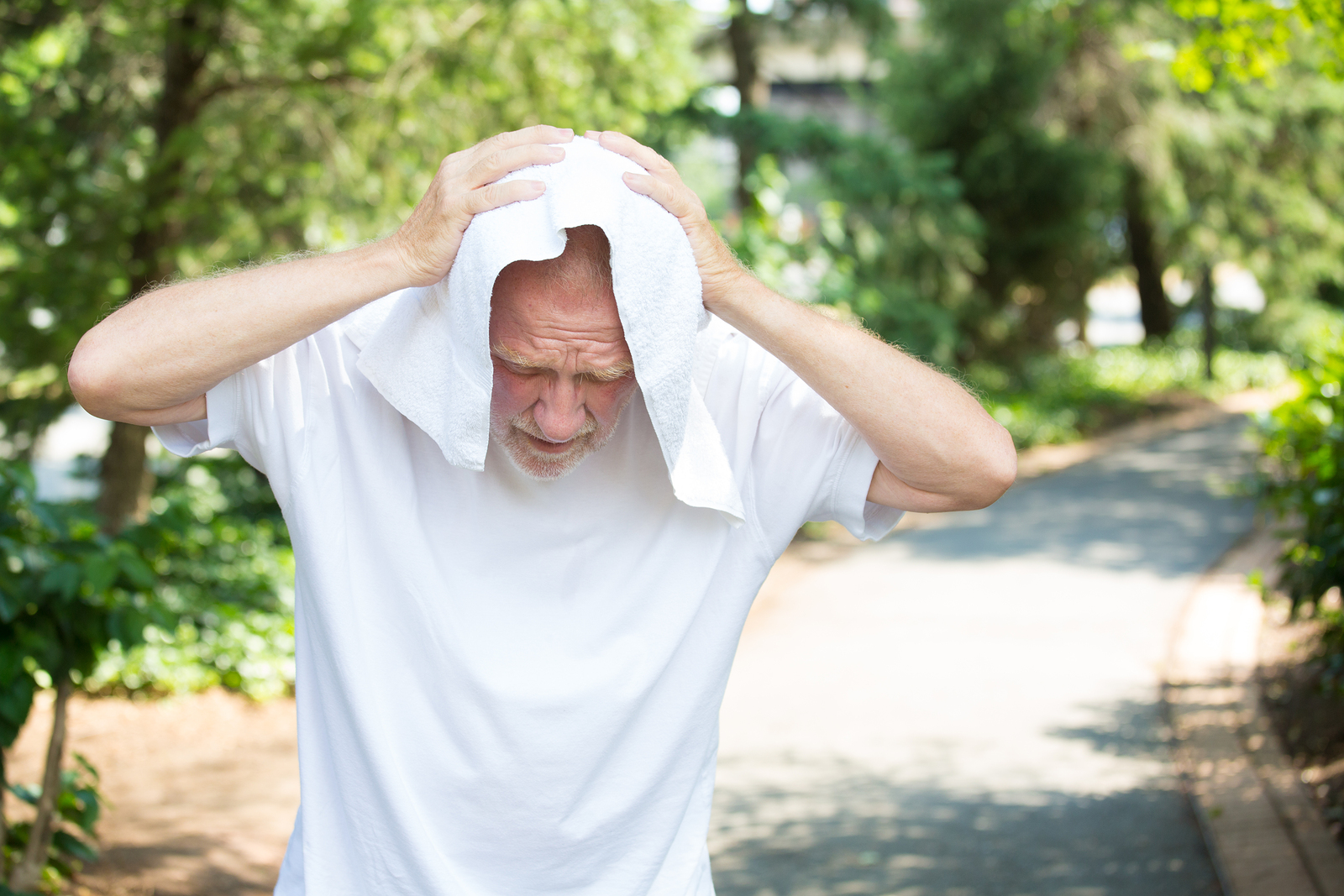 4 Tips for Fighting Heat Exhaustion in Houston