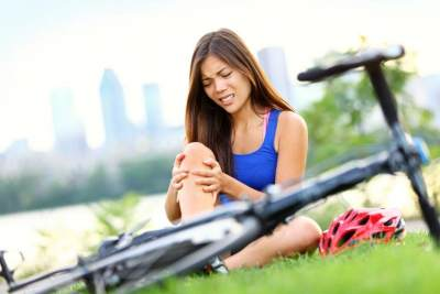 Bike Injuries Stay Safe this Coming Year