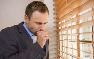 Coughing Coworker, Keep from Getting Sick