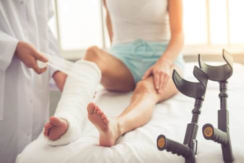 The Difference Between A Sprain Vs Fracture Emergency Room