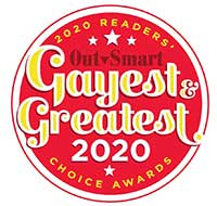 2020 Gayest and Greatest Award