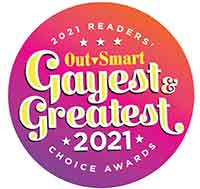 2021 Gayest and Greatest Award