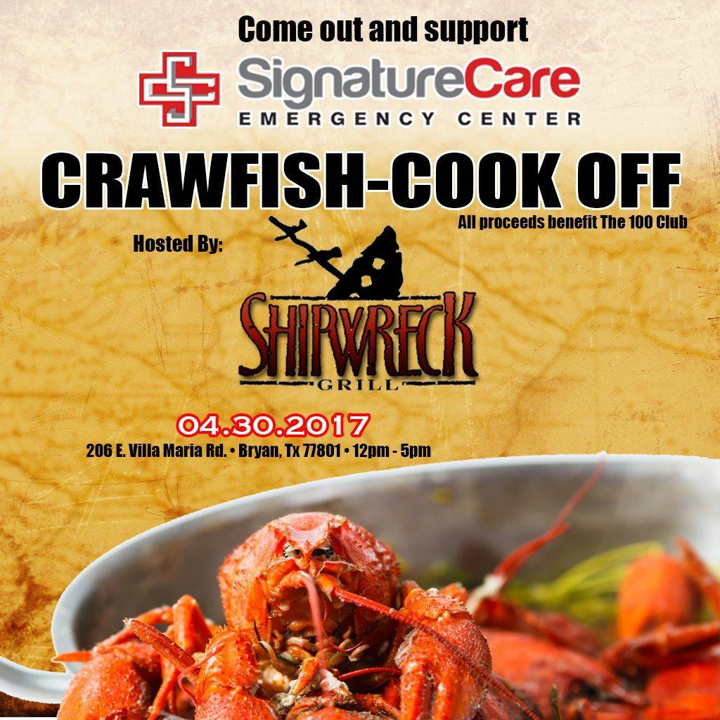 Crawfish Cook Off
