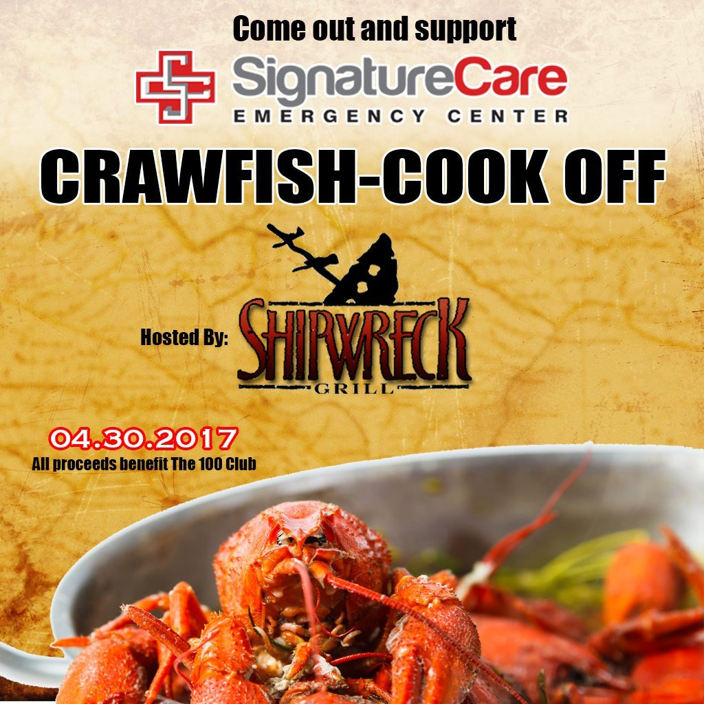 Crawfish Cook Off