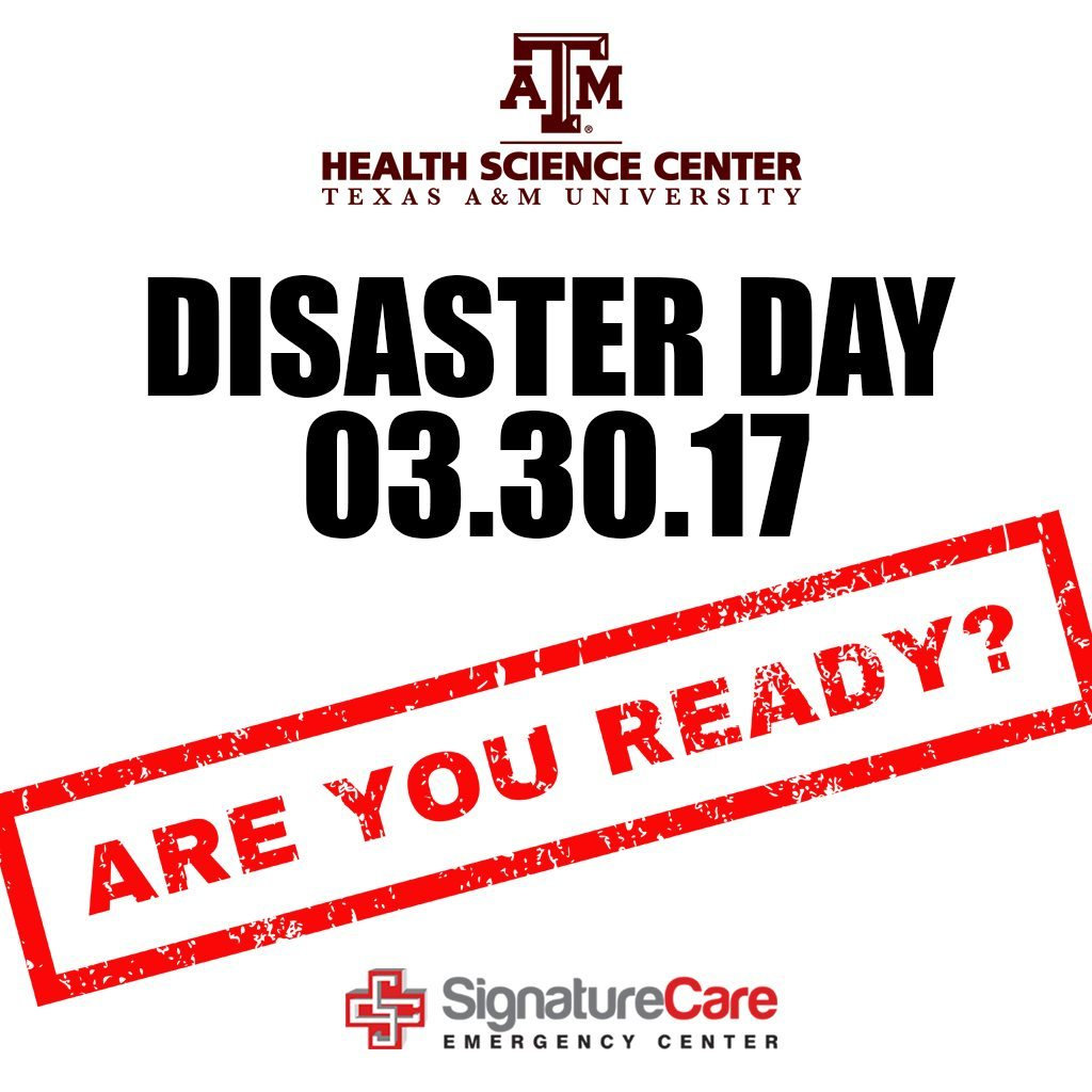 Disaster Day