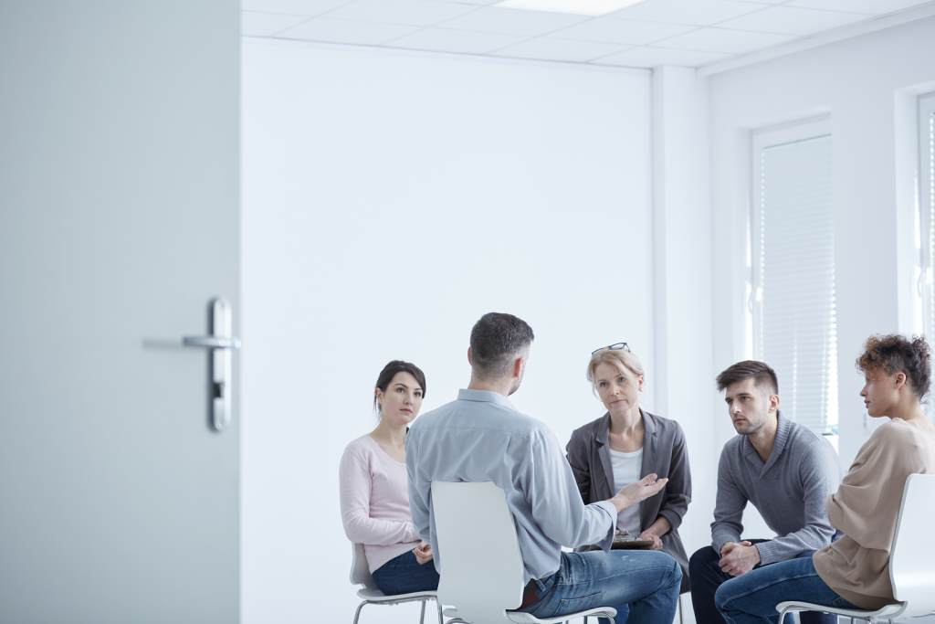 Post-traumatic Stress Disorder Group Therapy