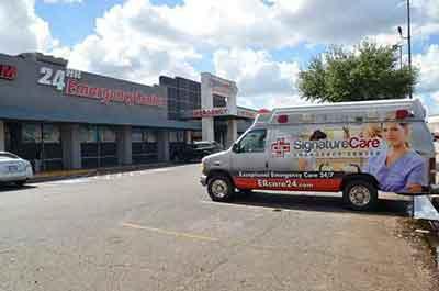 SignatureCare Emergency Center 24-Hour Freestanding ER