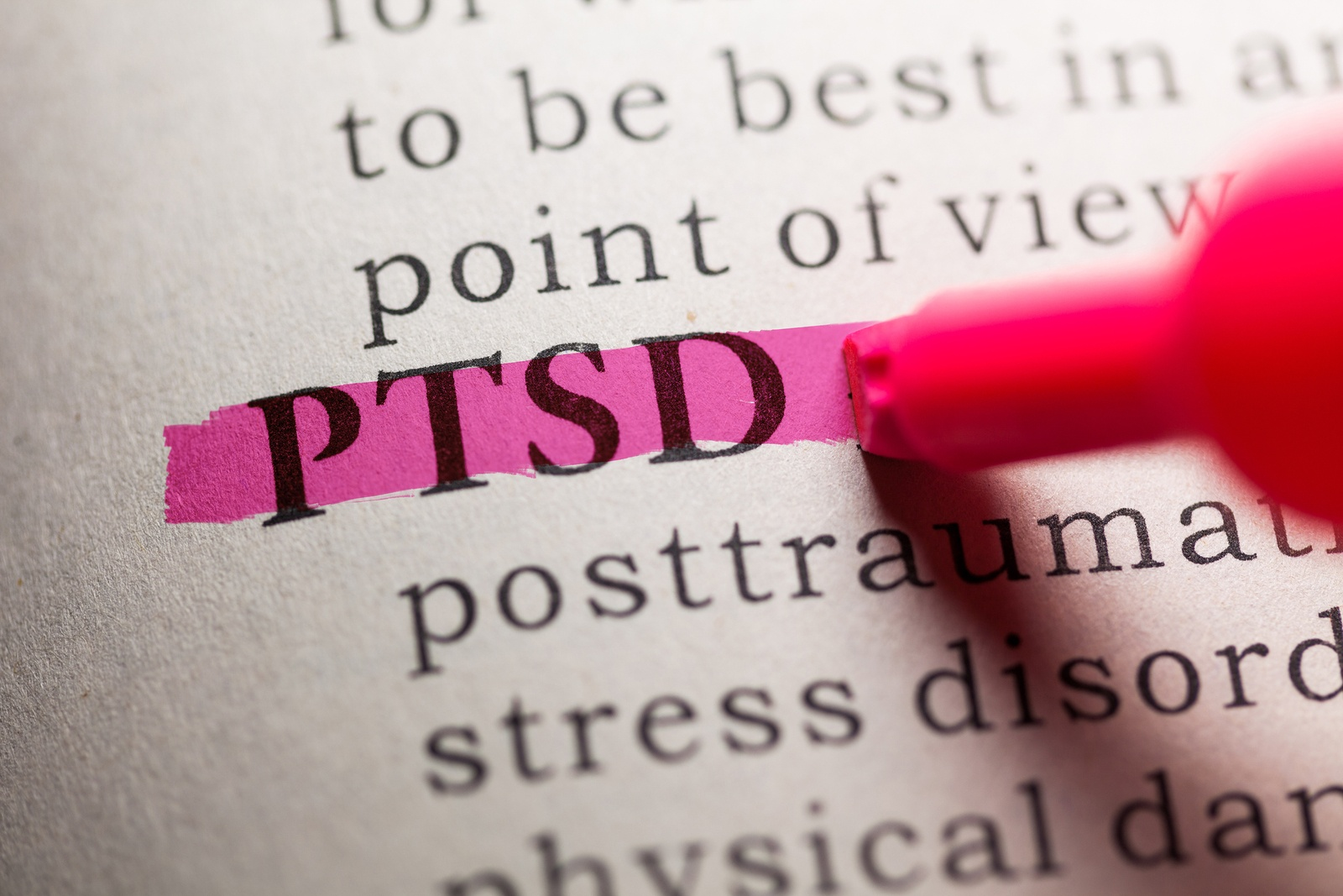 post-traumatic stress disorder: how to deal with ptsd