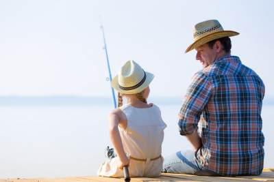 The Perfect Fishing Trip With Your Child