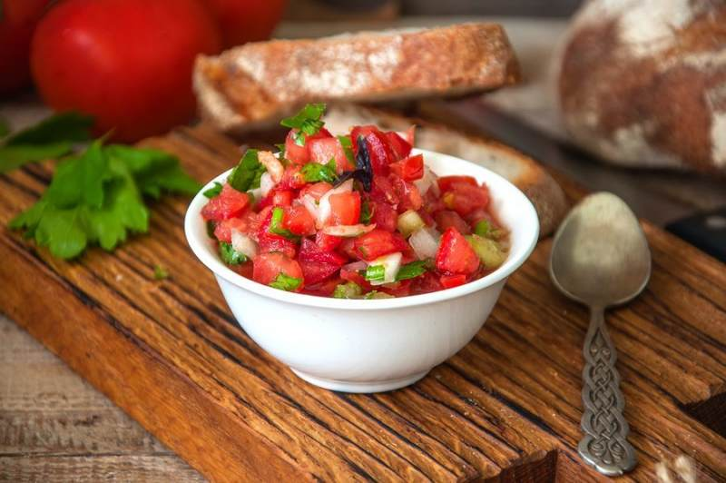 The Perfect Healthy Summer Salsa Recipe