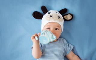 Why Cows Milk Harms Babies