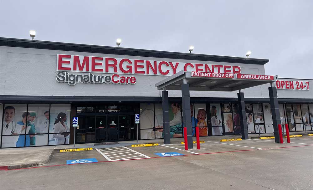 Atascocita, Humble TX Emergency Room
