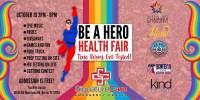 Be a Hero Health Fair, Austin TX