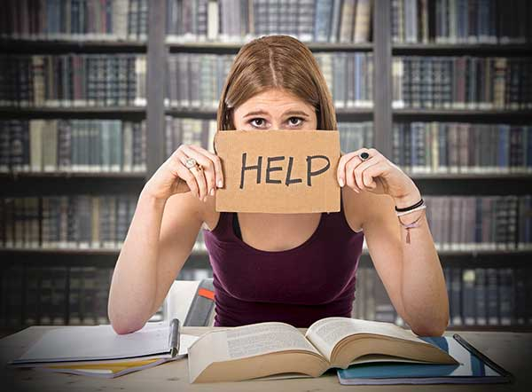 college stress 1 Student stress: effects and solutions eric digest 85-1 stress is any situation that evokes negative thoughts and feelings in a person the same situation is not.