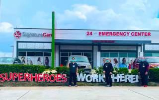 Bellaire Emergency Room Superheroes