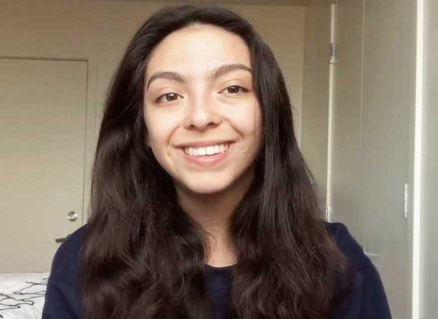 BriyaMarie Contreras - 2019 Fall Scholarship winner