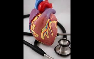 Preventing a heart attack