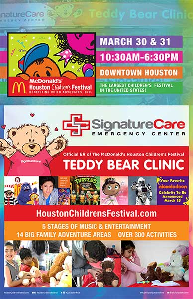 2019 Houston Children's Festival