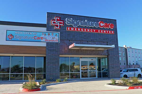 Emergency care services at College Station emergency room - SignatureCare Emergency Center
