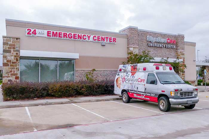Copperfield Emergency Room, Houston TX