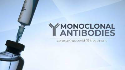 Bamlanivimab (LY-CoV555) COVID-19 Monoclonal Antibody treatment