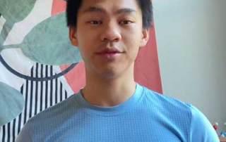 David Wang, UNiversity of Houston 2021 SignatureCare Emergency Center Scholarship Winner
