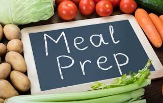 Easy meals preparation