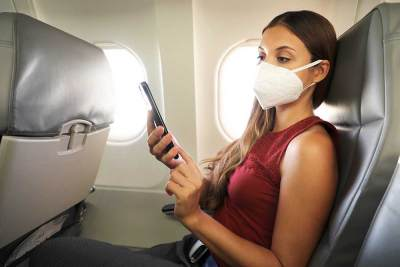Flying during COVID and Flu season