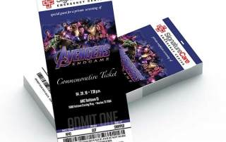 Free Avenger : Endgame movie tickets from SignatureCare Emergency Center, Houston TX 24-hour emergency rooms