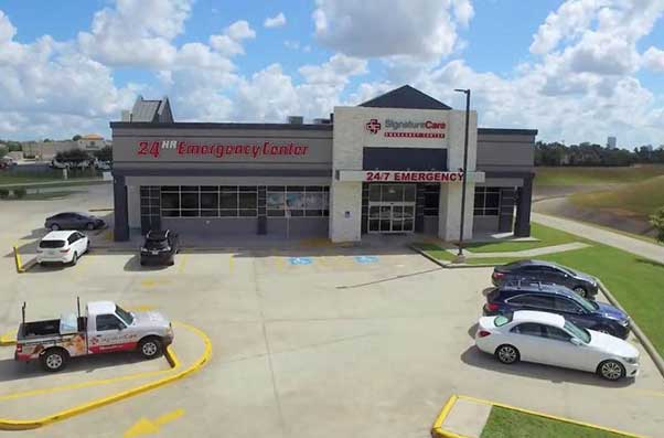 Houston Heights Emergency Care Center and ER