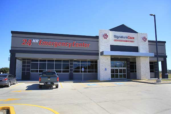 Houston Emergency Room - Houston Heights