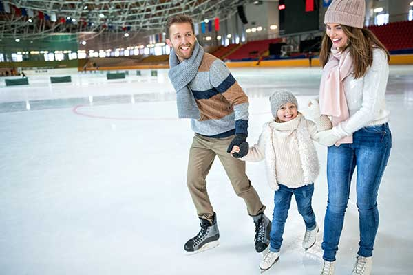 ice skating tips houston