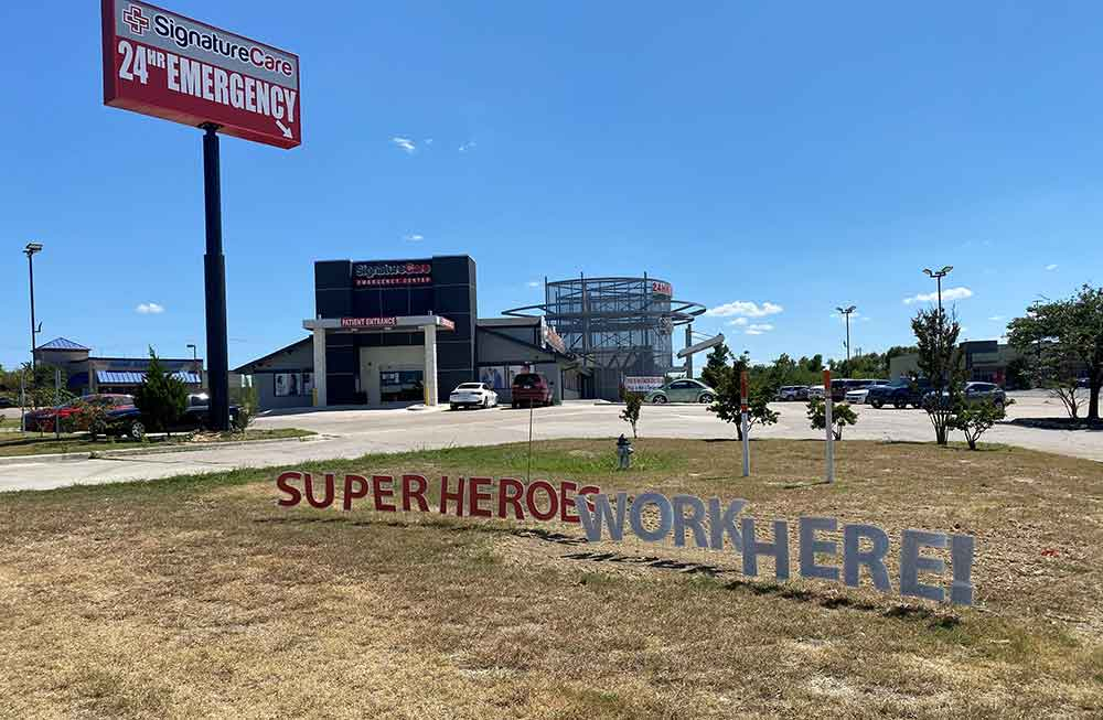 Killeen, TX ER Superheroes