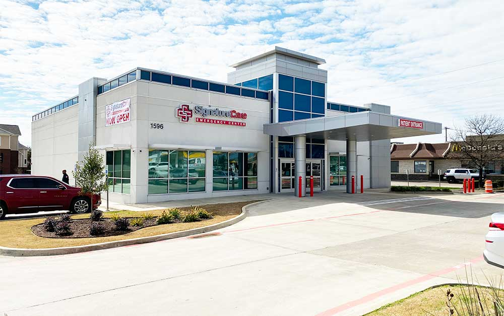 24-Hour Emergency Room Near Flower Mound, TX - SignatureCare Emergency Centers