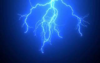 lightning injuries - what to do