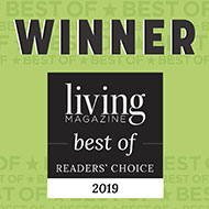 Living Magazine Best of the Best Award 2019 in Houston