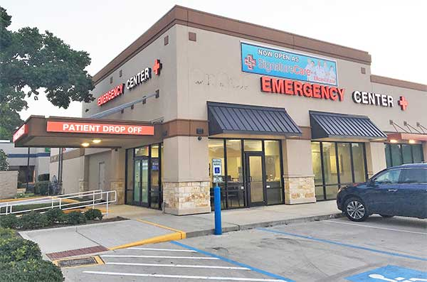 Memorial City Emergency Center, Memorial City, Houston TX