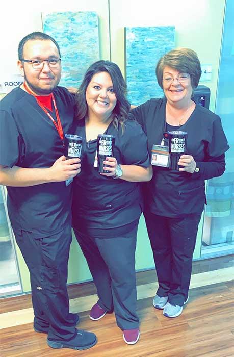 Emergency Nurses Week, SignatureCare ER Midland TX