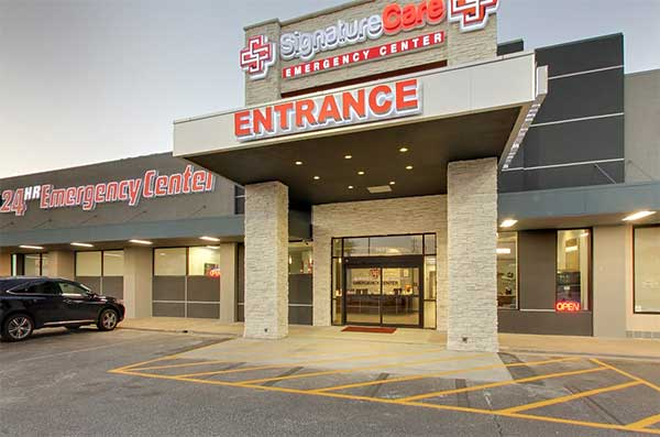 Montrose Emergency Room, Houston TX