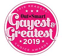 OutSmart Magazine 2019 Award