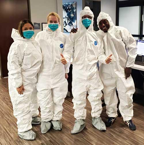 Personal Protective Equipment (PPE) against Coronavirus - SignatureCare Emergency Center