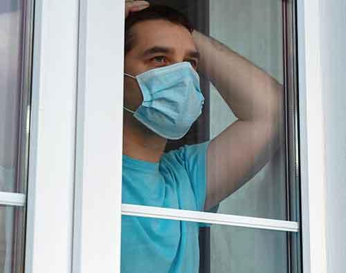 Hone quarantine during flu and coronavirus