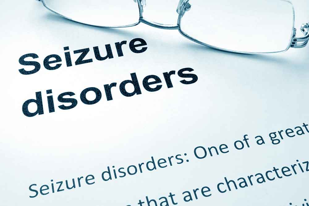 Seizure Disorder - Seizures can cuase permanent damage