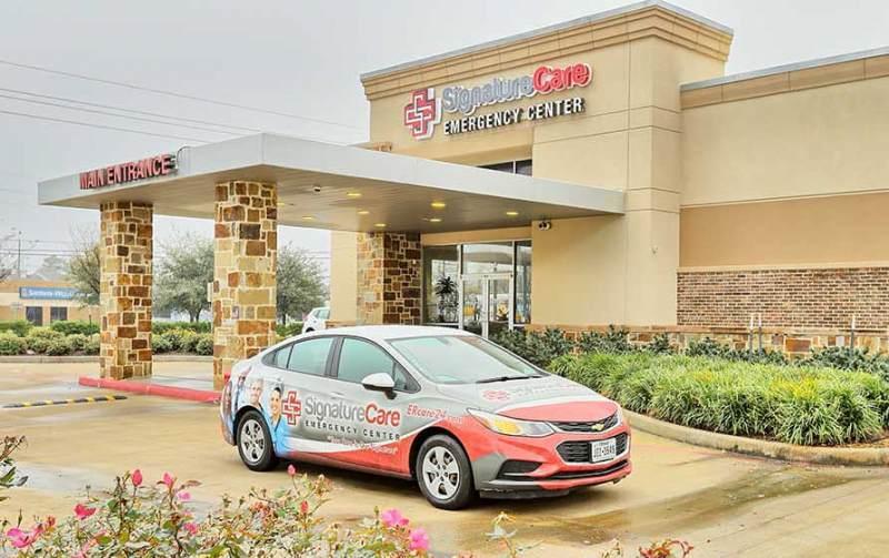 24-Hour Emergency Room, SignatureCare Emergency Center Houston, TX