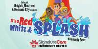 SignatureCare Emergency Center Splash Community Event