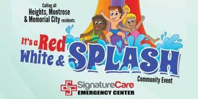 SignatureCare Emergency Center Splash Community Event