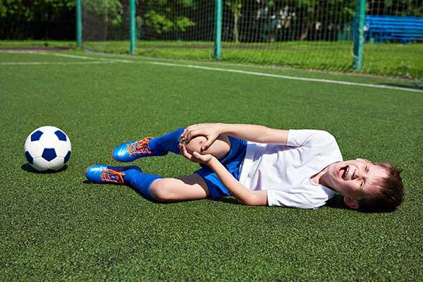 Preventing sports injuries in children